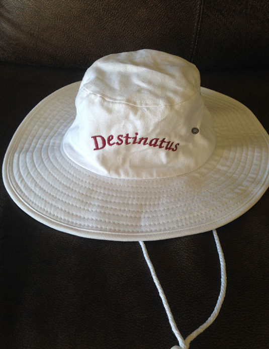 Destinatus Cricket Hat