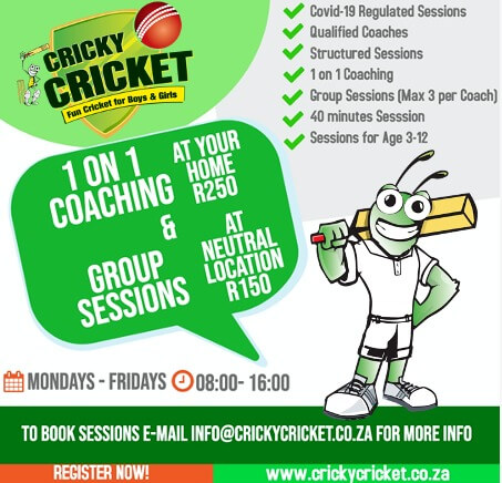 1 On 1 Coaching & Group Sessions_Cricky Cricket