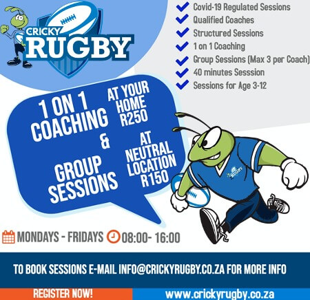 1 On 1 Coaching & Group Sessions_Cricky Rugby
