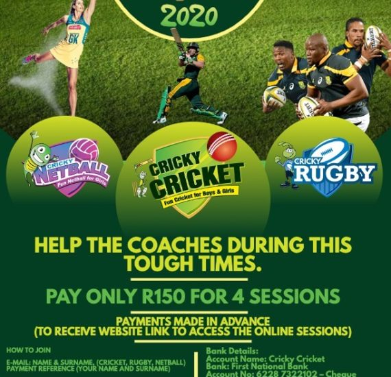 Cricky Sport Online Training Sessions