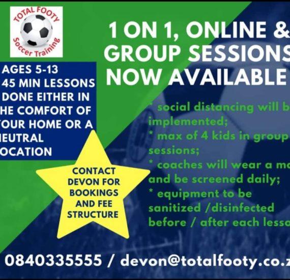 Total Footy - Devon