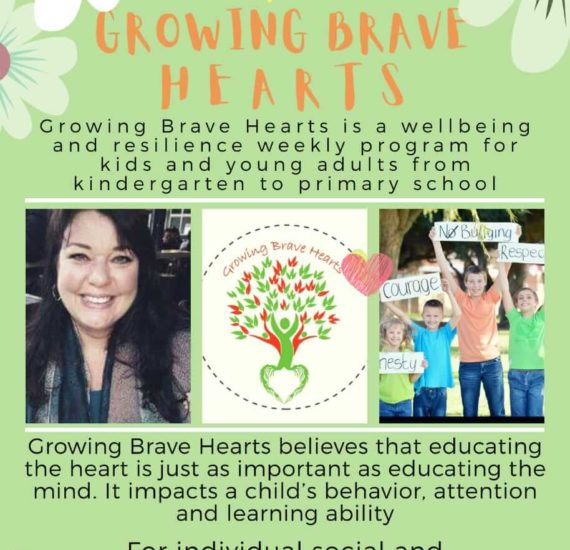 Growing Brave Hearts